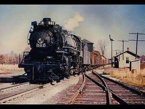The Nickel Plate Story