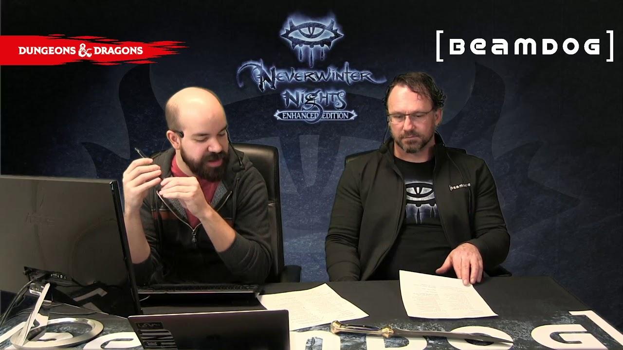 NWN - Neverwinter Nights: Enhanced Edition - Beamdog's final