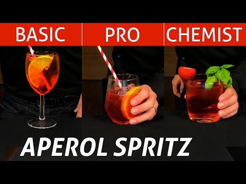 Cocktails of the World - Italy's Aperol Spritz