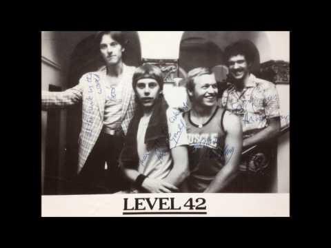 Level 42 Glastonbury 1986