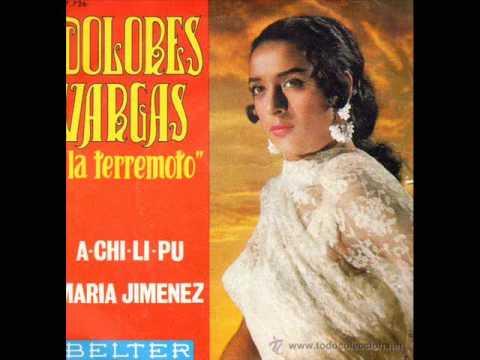 Dolores vargas la terremoto maria jimenez youtube - Youtube maria jimenez ...