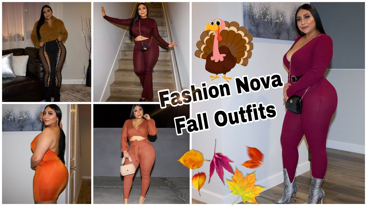 [VIDEO] - Fashion Nova Fall outfits 1