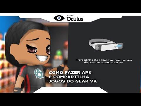Como baixar e instala jogos do Gear VR gratis MESMO SENDO PAGOS e ++