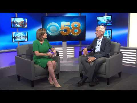 Tony Evers candidate interview