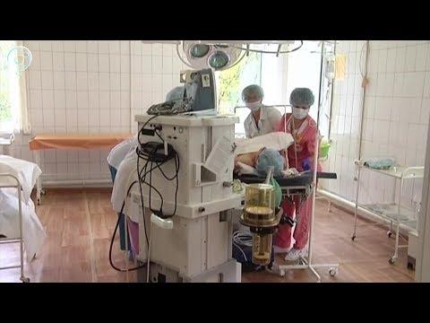 Тогучинская районная больница закупила эндоскопическое оборудование