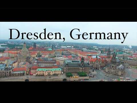 Visiting Dresden, Germany