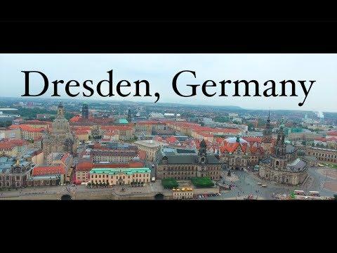 Visiting Dresden, Germany