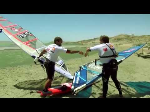 The Luderitz Speed Challenge 2015 -CHRIS BENZ WORLD RECORD CHASE Trailer