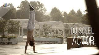 Шоу актера Цирка Дю Солей (Cirque du Soleil show) ///S