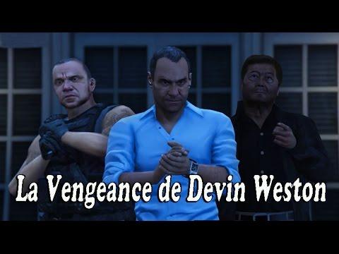 GTA V - La vengeance de Devin Weston - [Editeur Rockstar] [Film] [PS4]