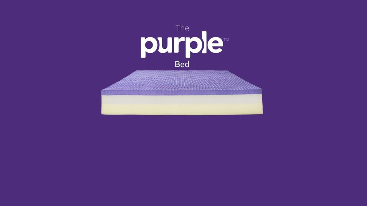 Purple Mattress Unwrapping And Review Doovi