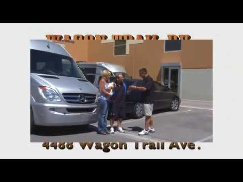 Wagon Trail RV TV Commercial - Specialty Class B RV Dealer