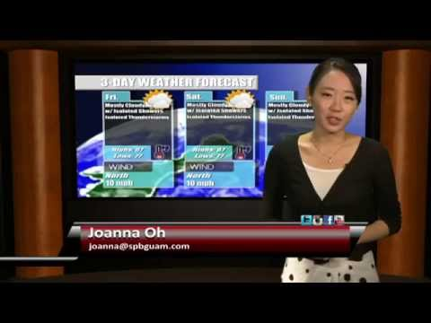Weather with Joanna Oh (09 11)