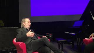 Скачать Benny Andersson ABBA About Getting Rid Of All The Rubbish Filmed By David Myhr