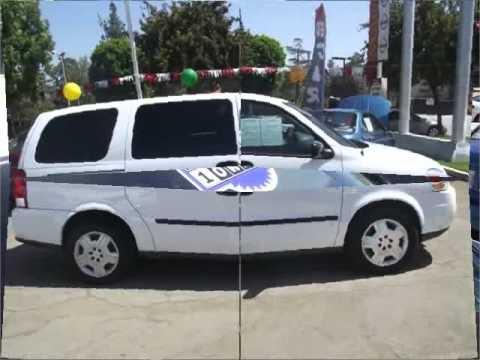 2008 Chevrolet Uplander At Miller Nissan Van Nuys