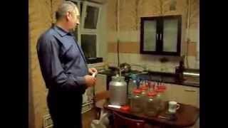 самодельный домашний коньяк(ректификационный способ получения чачи и спирта в домашних условиях. Каждый способ имеет права на применен..., 2013-11-27T17:06:30.000Z)
