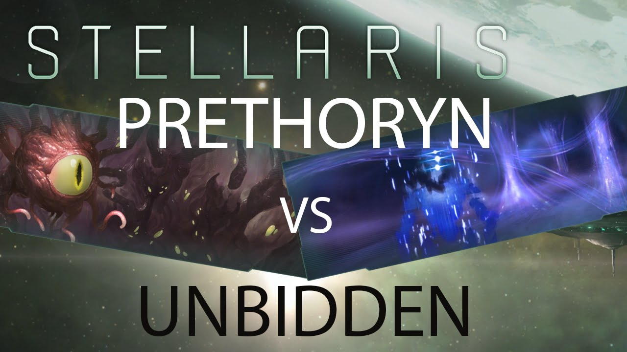 Unbidden Crisis vs the 40k Galaxy (Warhammer 40k/Stellaris