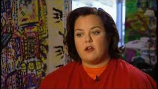 Rosie O'Donnell on Leigh Bowery