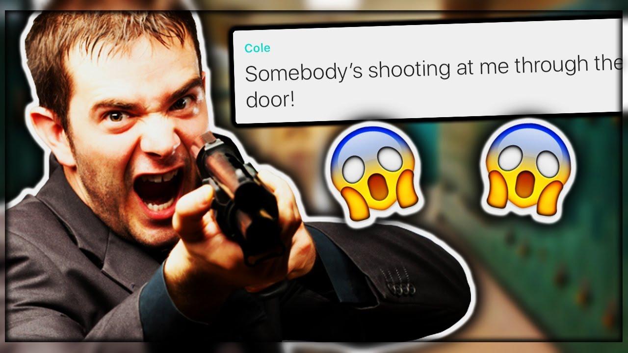 Download PRINCIPAL PULLS GUN ON PARENT!!   GrimR Part Four (Hooked)
