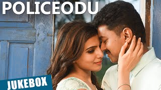 POLICE Official Full Songs | Vijay, Samantha, Amy Jackson | Atlee | G.V.Prakash Kumar | Jukebox
