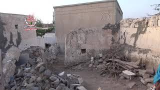 الحديدة .. المدنيين ضحايا القصف الحوثي على منازل المواطنين في حيس
