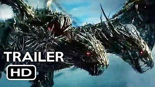 Transformers 5: The Last Knight Dragonstorm Trailer (2017) Mark Wahlberg Movie HD