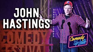 John Hastings - Comedy Up Late 2018 (S6, E2)