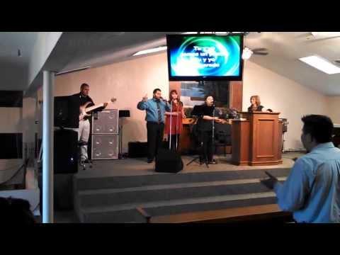 Iglesia del Dios vivo Odessa TX.