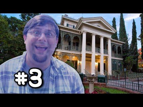 #3: Top 25 Favorite Disneyland Attractions - Spazz In General