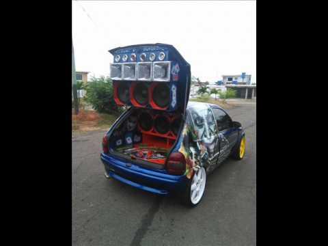 ELECTRO EG CAR AUDIO DJ ALI 2017