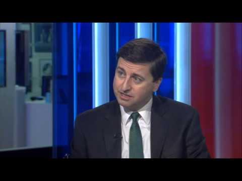 'Iran should be at Syria talks' says Douglas Alexander on Murnaghan