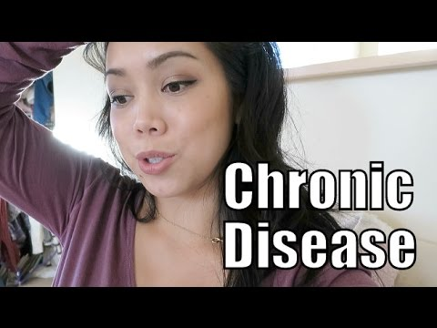 My Chronic Disease - February 08, 2016 - ItsJudysLife Vlogs