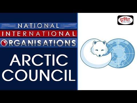Arctic Council - National/ International Organisation