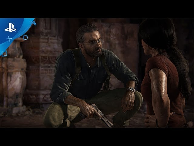 UNCHARTED: The Lost Legacy - E3 Extended Gameplay | PS4