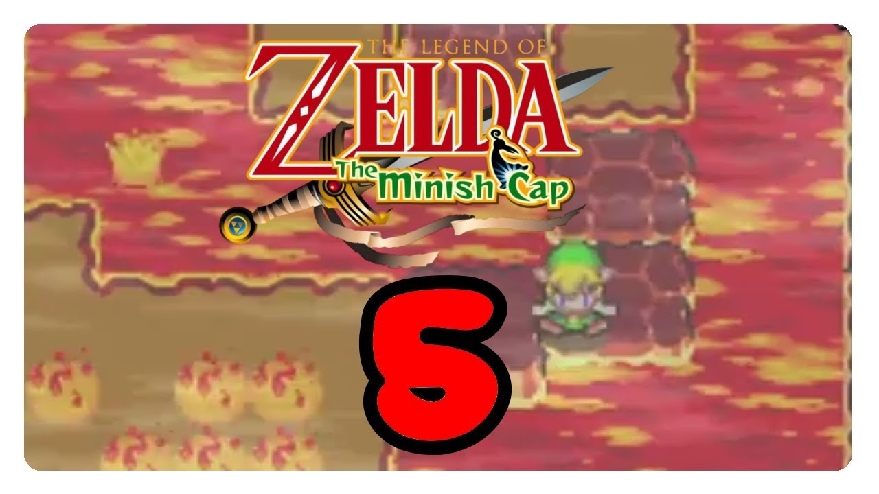 The legend of zelda the minish cap der boden ist lava for Boden ist lava