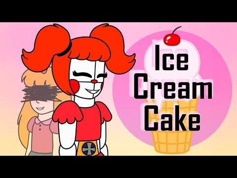 Ice Cream Cake MEME Baby \u0026 Elizabeth (FNaF)