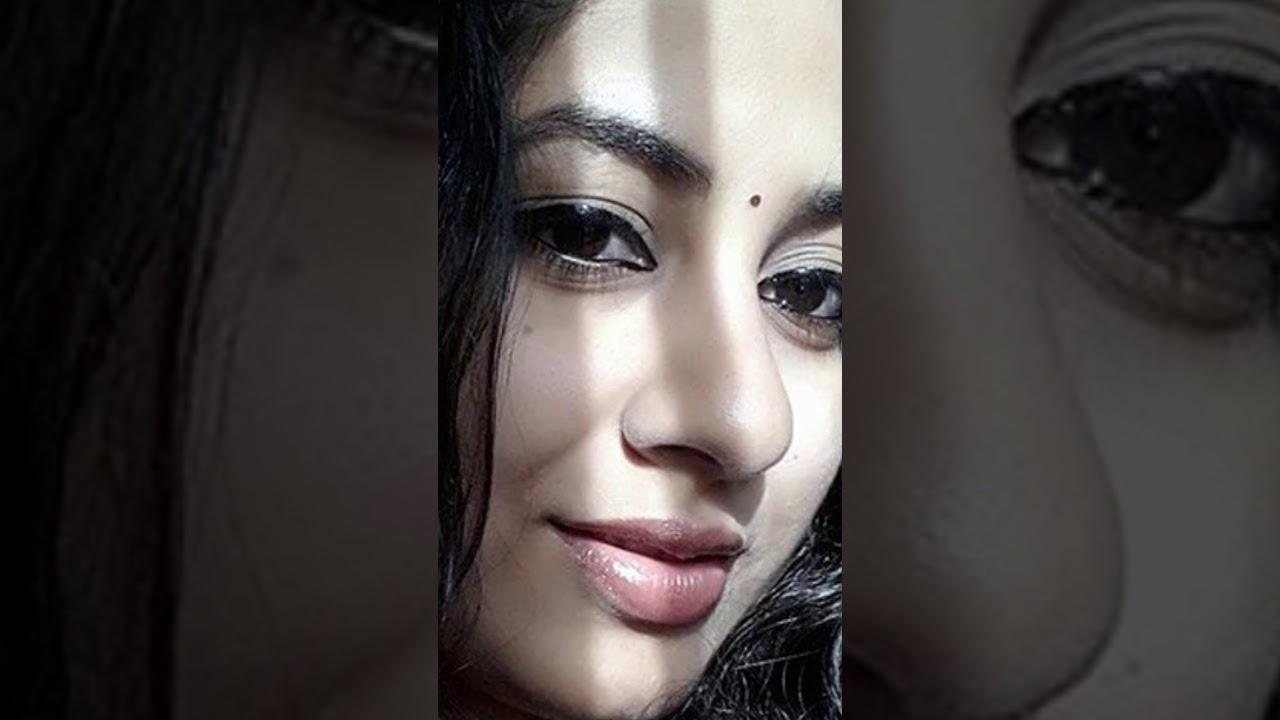 jyothi Krishna vertical slow edit close up face
