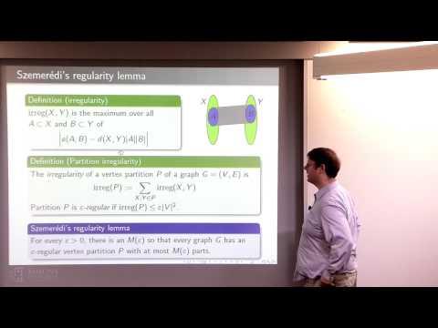 Pseudorandomness and Regularity in Graphs III