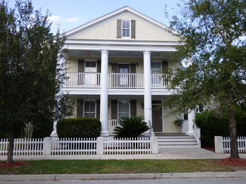 Antebellum-Style Home With Four Bedrooms For Sale In Shell Hall Bluffton SC