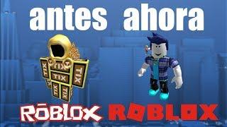 Top 5 cosas que ya eran perfectas pero roblox arruino (Roblox en español)