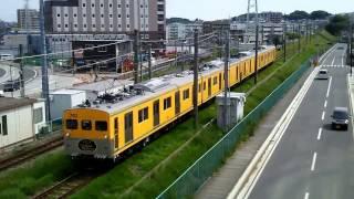5月3日 相鉄線モヤ700系の運転体験会 送り込み回送 海老名通過【レア】