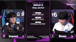 [2020 GSL S2] Ro.24 Group B Match5 (Final Match)