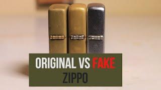 Download lagu ORIGINAL VS FAKE #ZIPPO ( zippo asli vs zippo palsu)
