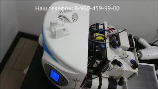 Восстановление неодимового лазера HONKON YILIYA-MV12