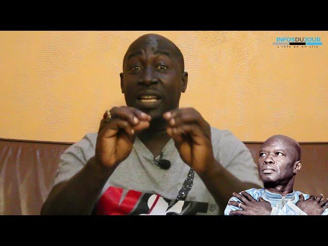 Daouda Diop vice président AFSUD Oumar pene ne joue pas franc jeux avec ses fans