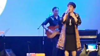 Joy Tobing - Boasa Ikkon Pajumpang   Live Konser Toba Dream