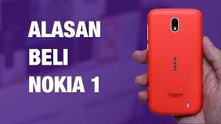 7 Alasan Beli Nokia 1 — Kelebihan Nokia 1 //  Review Nokia 1 Indonesia