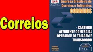 Concurso Correios - ATENDENTE COMERCIAL, CARTEIRO, OPERADOR DE TRIAGEM E TRANSBORDO