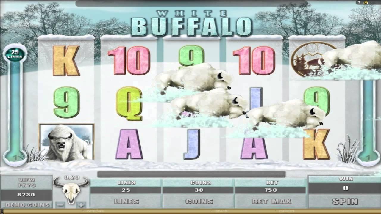 Spiele White Buffalo - Video Slots Online
