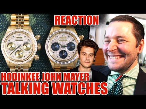 John Mayers Awesome Watch Collection 😳 On Hodinkee